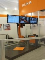 KUKA Systems in Shanghai
