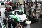 Porsche Boxter Präsentation